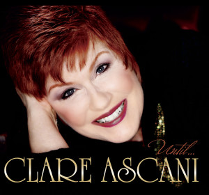 Clare Ascani's CD cover